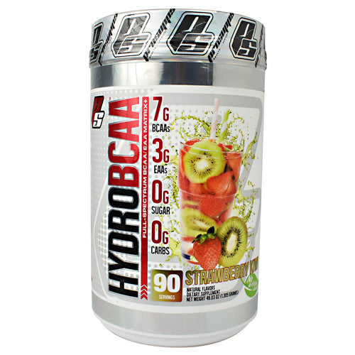 Pro Supps HydroBCAA - Strawberry Kiwi - 90 Servings - 818253026452