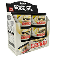 MHP Power Pak Pudding - French Vanilla - 6 Cans - 666222011240