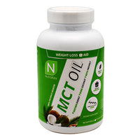 Nutrakey MCT Oil - 90 Softgels - 851090006638