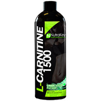 Nutrakey L-Carnitine 1500 - Green Apple - 31 Servings - 820103980081