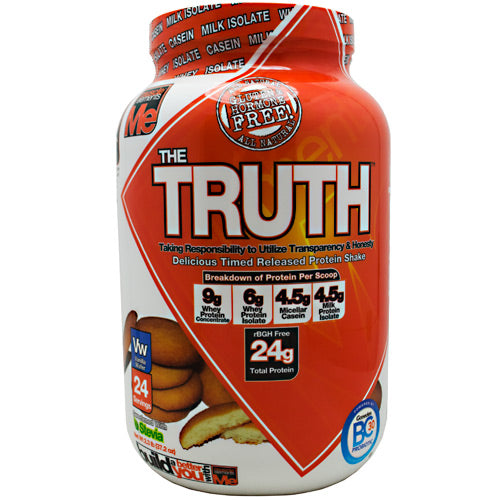 Muscle Elements The Truth - Vanilla Wafer - 2.3 lbs - 811123024305