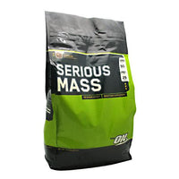 Optimum Nutrition Serious Mass - Chocolate - 12 lb - 748927023800