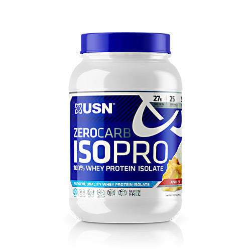 Usn Zero Carb IsoPro - Apple Pie - 1.65 lb - 6009544903826