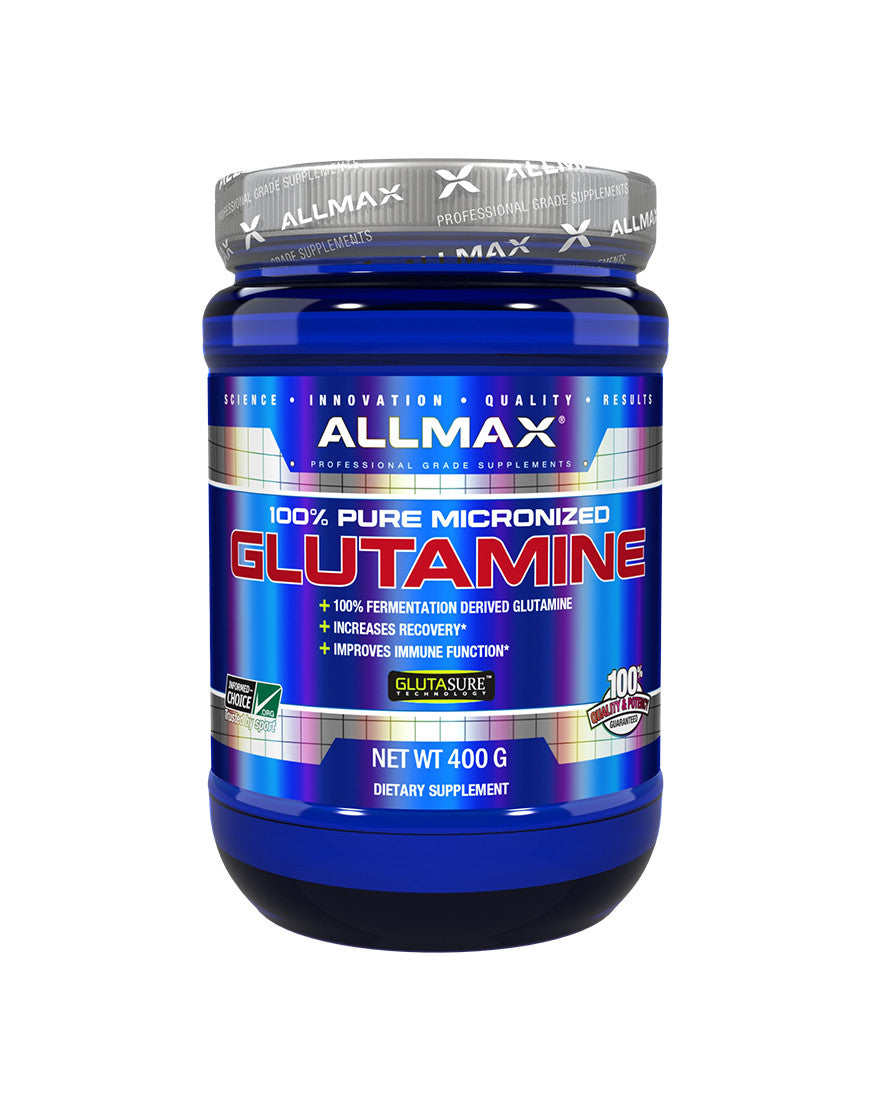 Glutamine Powder - 400 Grams