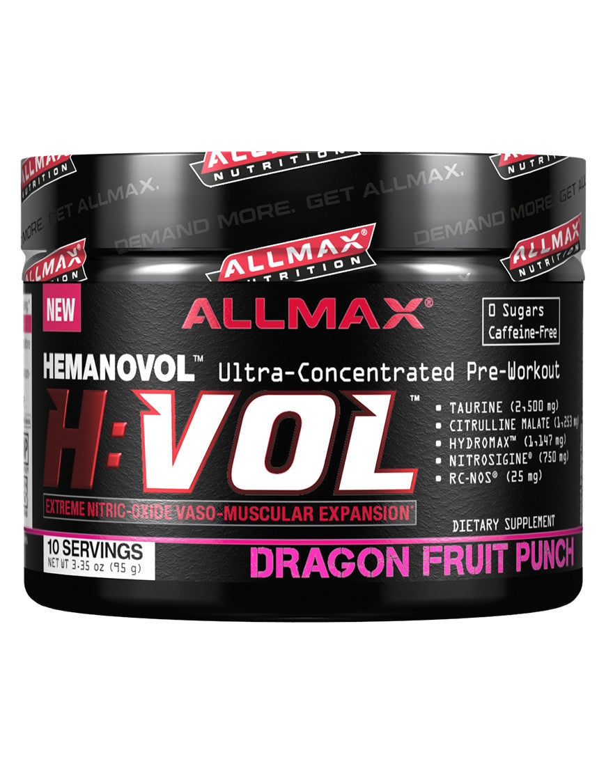 Dragon Fruit Punch Ultra-Concentrated Pre-Workout