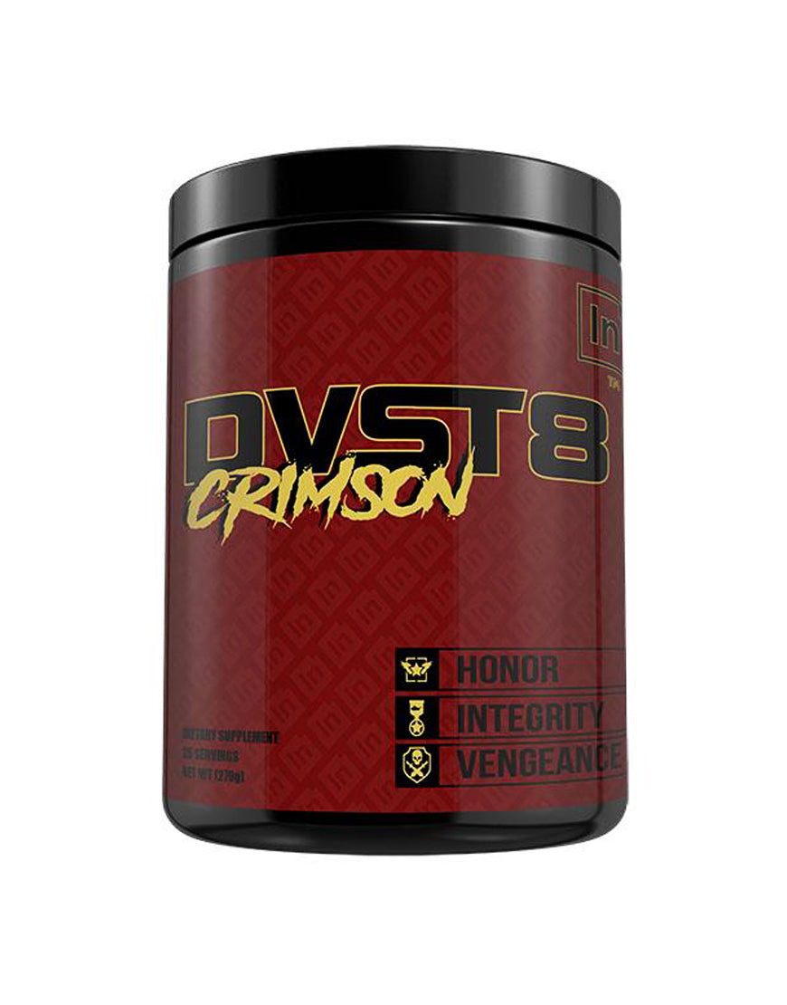 INSPIRED NUTRACEUTICALS DVST8 CRIMSON (W/ DMHA)
