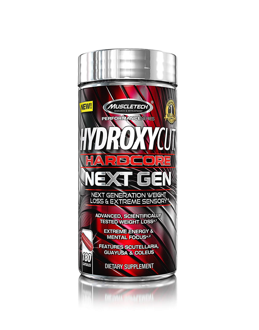 MUSCLETECH HYDROXYCUT NEXT GEN