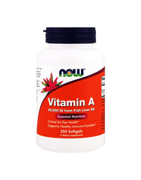 NOW VITAMIN A 25,000IU