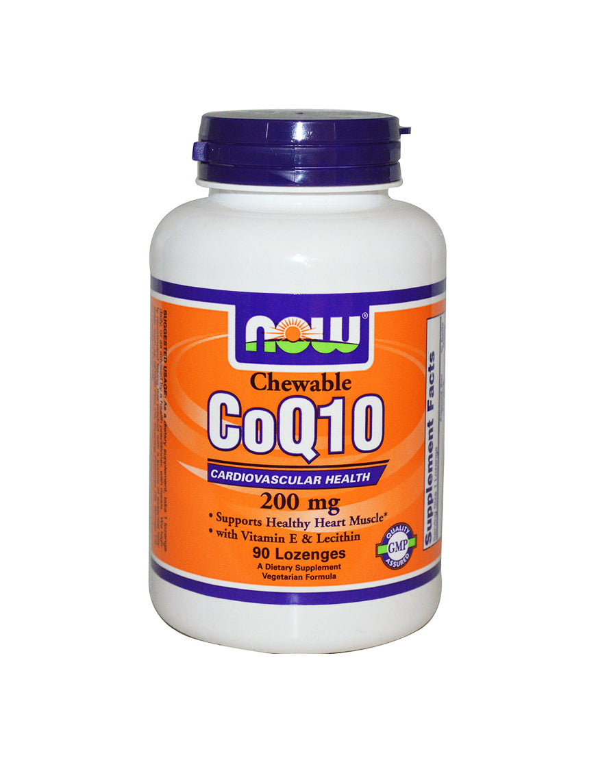 NOW COQ10 (200 MG)
