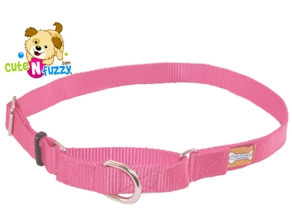 No Slip Adjustable Martingale Dog Collar Closeout Sale