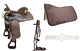 Tahoe 6 Items Easy Ride Western Pleasure Trail Saddle Set