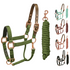 products/1Safety_Reflective_Horse_Halter_Rose_Gold_Cactus_Green_Swatch_30-3010.png