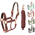 products/1Safety_Reflective_Horse_Halter_Rose_Gold_Red_Sand_Swatch_30-3010.png