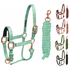products/1Safety_Reflective_Horse_Halter_Rose_Gold_Turquoise_Swatch_30-3011.png