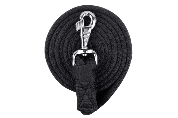 Derby Originals 7' and 10' Premium Softgrip Cotton Lead Ropes with Replaceable Snap