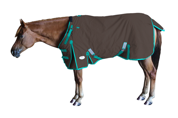 Derby Originals Nordic Tough 1200D Ripstop Waterproof Reflective Winter Horse Turnout Blanket 300g Heavy Weight 2 Year Warranty
