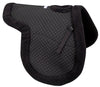 Derby Originals Contour All Purpose Wither Relief Fleece Edged English Saddle Pad