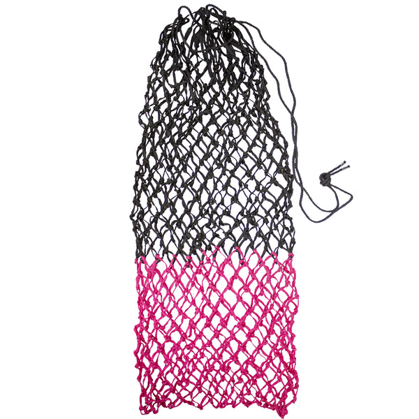 "Derby Originals 56"" XL Cozi Net Slow Feed Soft Mesh Poly Rope Hanging Hay Net with 2x2"" Holes"