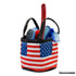 Patriotic Horse Grooming Nylon Tote Bag Super Sale