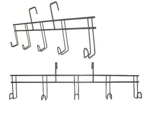 Derby Originals 5 Hook Tack Rack