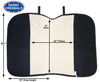 Derby Originals All Purpose Half Fleece-lined English Saddle Pad with Velcro Close Pockets