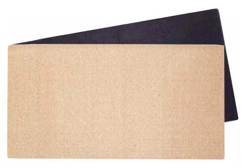 "Tahoe Tack Heavy-Duty Solid Color 34x30"" Pure New Zealand Wool Saddle Blanket"