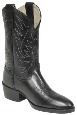 Stampede Classic Round Toe Unisex Western Boots-CO