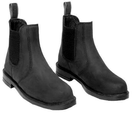 Steel Toe Jodhpur Boots - Mens