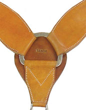 Tahoe Country Double Layer Breast Collar USA Leather