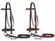 Paris Tack Triple Stitch Heavy Duty Bridles & Laced Reins Sale