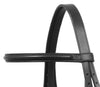 Raised English Bridle with Flash - Derby Originals