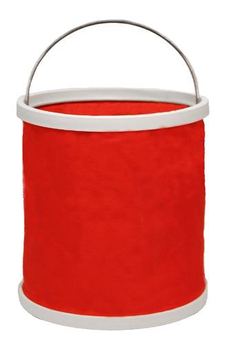 Derby Collapsible Nylon Water Buckets For Trail Riding