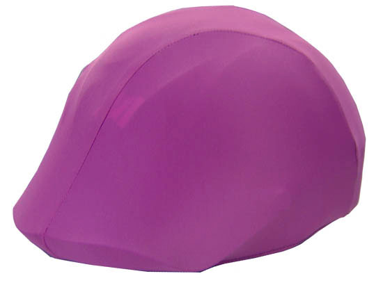 Lycra Equestrian Riding Helmet Cover by Derby Originals
