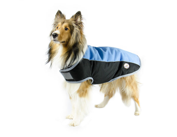 Derby Originals Comfort Fit Classic 600D Winter Dog Coat 1 Year Warranty 150g Insulation