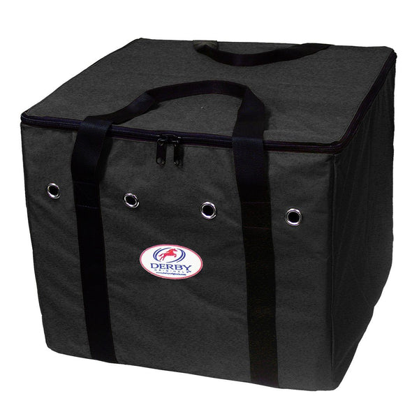 Derby Originals Breathable Half Hay Bale Bag with Reinforced Triple Layer Bottom