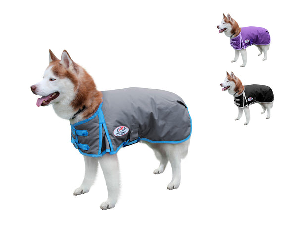 Derby 600D Dog Blanket Coat Waterproof Insulated 1 Year Limited Manufacturer Warranty*