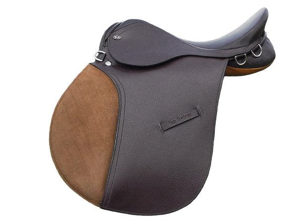 Top Trainer Jump, Hunt English Saddles Derby Originals