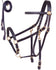 Derby Rhinestone Halter Bridle Combo with Reins
