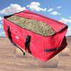 Derby Originals 600D Nylon Hay Bale Bag with Triple Layer Bottom and One Year Warranty