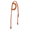 Tahoe Double Layer Slip Ear Headstall - USA Leather - Pony