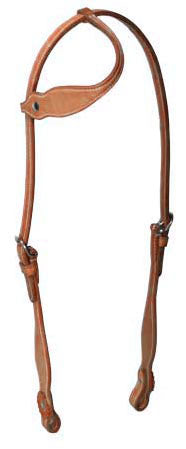 Tahoe Tack Double Layer Country Western Slip Ear Headstall