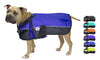 Derby Originals Adjust-to-Fit Horse-Tough Reflective 600D Waterproof Ripstop Nylon Winter Dog Coat 150g Polyfil with One Year Warranty