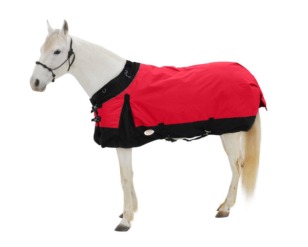 Derby Originals Wind Storm 1200D All Season Horse Turnout Waterproof Rain Sheet