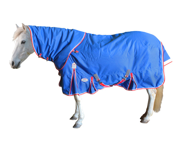 Derby Nordic-Tough 1200D Ripstop Waterproof Reflective Ultra Heavyweight Horse & Pony Turnout Blanket with 400g Insulation and Two Year Warranty