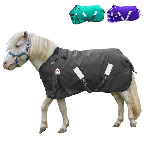 Derby Originals Nordic-Tough 1200D Heavy Weight Winter Mini Horse Pony Turnout Blanket 300g