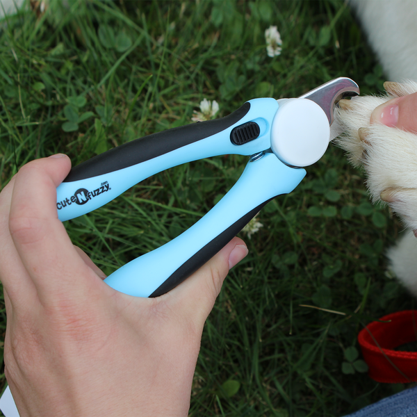 Professional Heavy Duty Pet Nail Clipper w Nail File by cuteNfuzzy