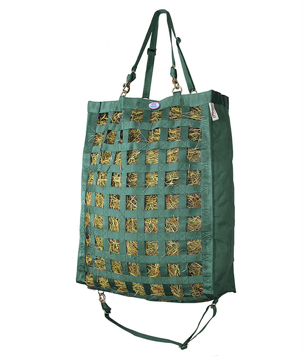 "Derby Originals 2"" Supreme Slow Feed Horse Hay Bag with Super Tough Bottom and Six Month Warranty"