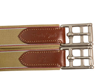 Paris Tack Removable Sheepskin Lined Overlay English Girth