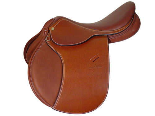 Lafitte Series Close Contact English Saddles Paris Tack
