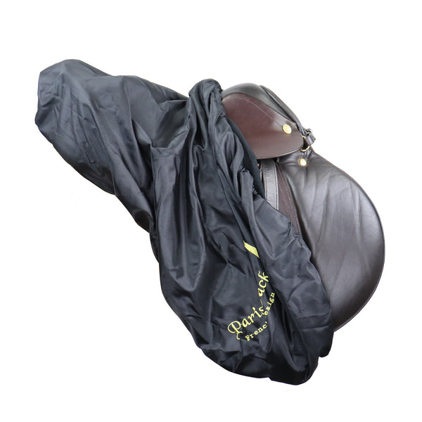 Paris Tack All Purpose English Saddle Cover with Fleece Lining